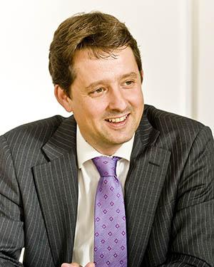 Mathew Hussey, Environmental director, construction