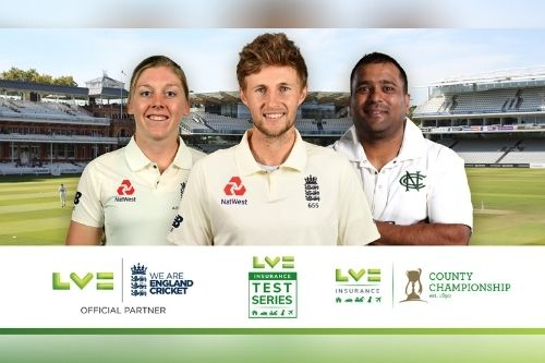 LV= forms long-term partnership with England and Wales Cricket Board