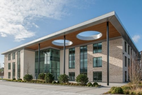 Ecclesiastical completes construction of new HQ