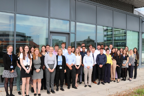 Bishop Fleming reports record-breaking apprentice recruitment numbers
