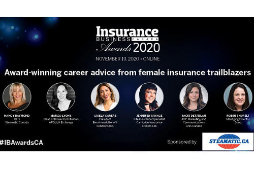 Award-winning career advice from female insurance trailblazers