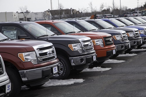 Ford recalls 50,000 vehicles in Canada over electrical issues