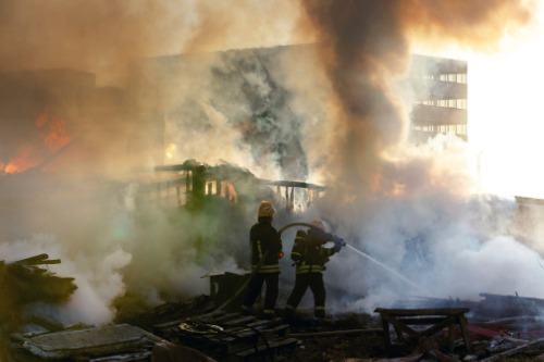 Study: Montreal could lose up to $30 billion in fire damage after an earthquake