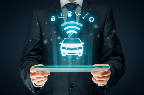 Vehicle safety technology is