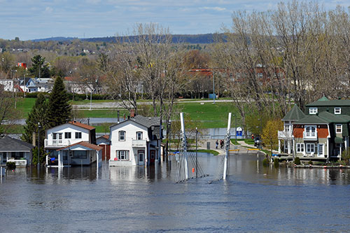 IBC cautions Quebec residents to prepare for spring flooding