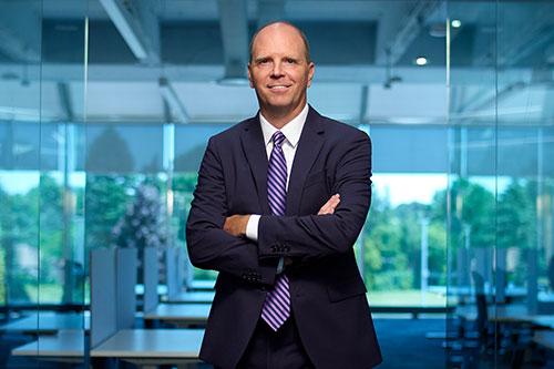 Gore Mutual CEO announces