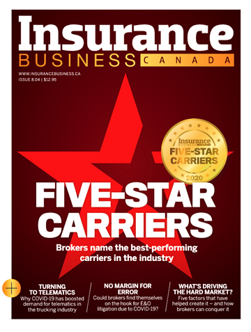 Insurance Business Magazine 8.04