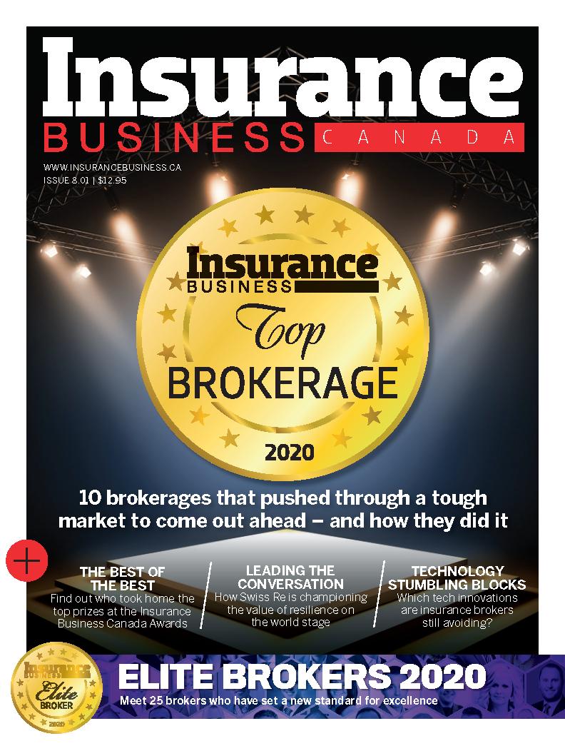 Insurance Business Magazine 8.01