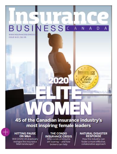 Insurance Business Magazine 8.03