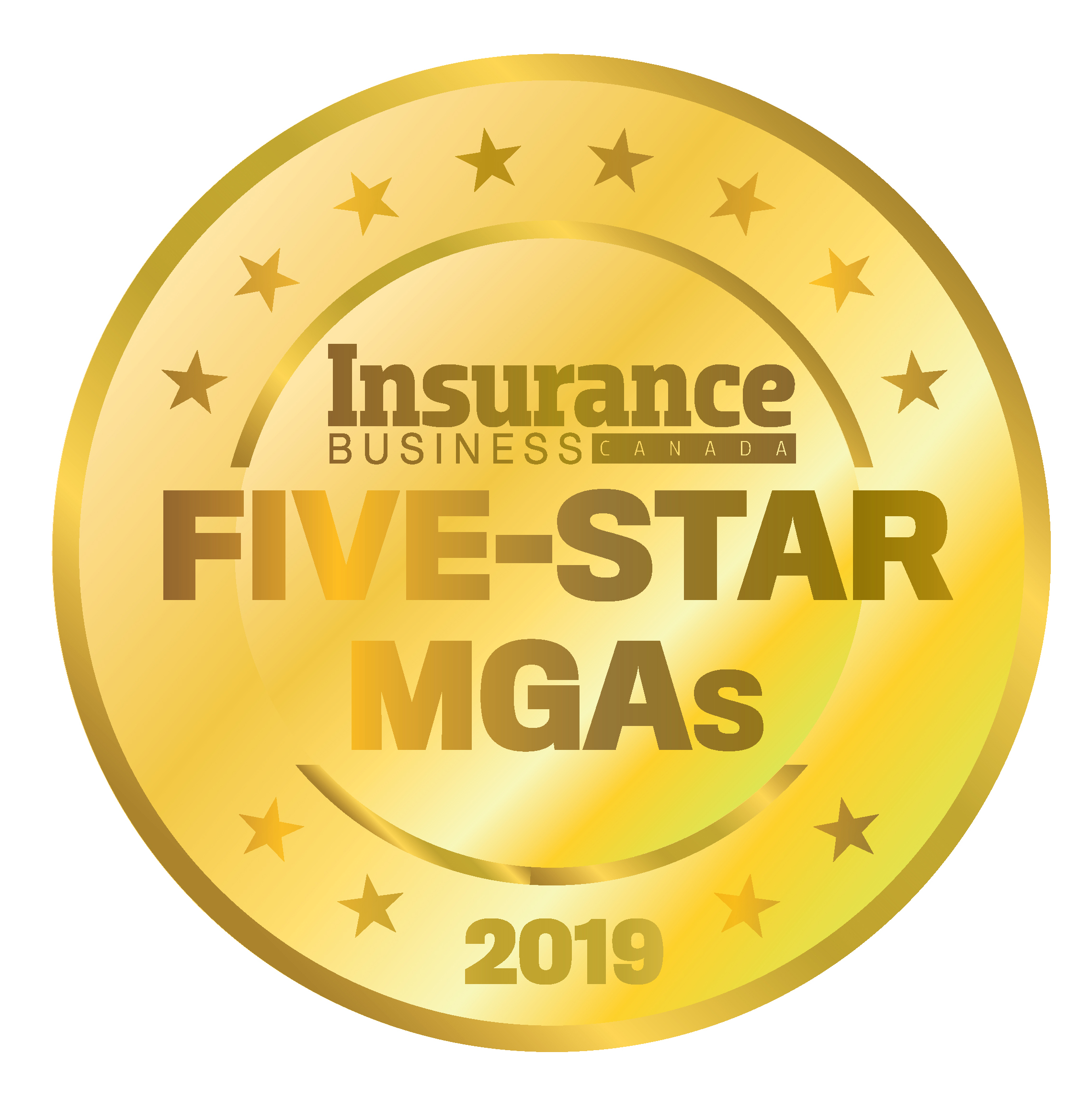 Five-Star MGAs 2019