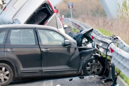 Aviva reveals shock statistics on car accidents in Canada