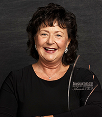 Lynn Oldfield, AIG Canada