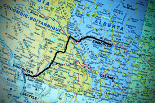 Trans Mountain Pipeline spill releases huge volume of crude oil