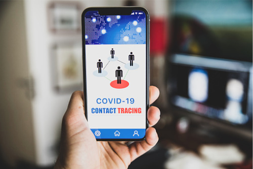 Ransomware disguises as federal pandemic contact tracing app