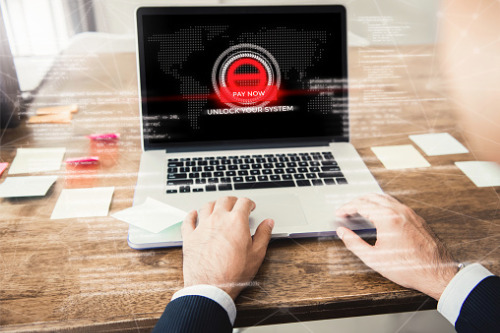 Ransomware attacks are increasingly involving data theft