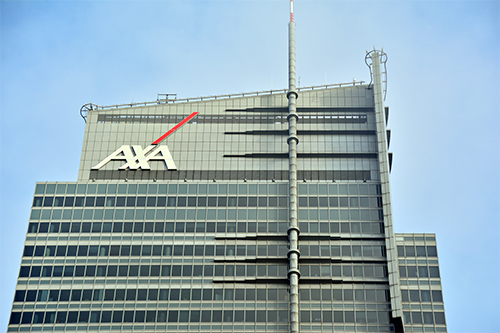 AXA to inject XL unit with a cash infusion