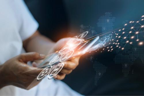 COVID-19 accelerates brokers