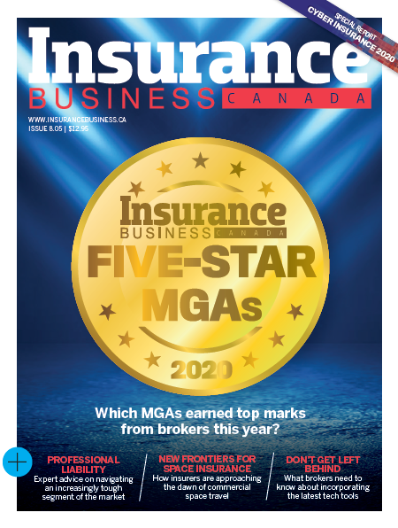Insurance Business Magazine 8.05