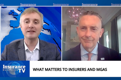 What matters right now to insurers and MGAs?