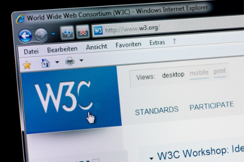 Crawford Technologies becomes part of the World Wide Web Consortium