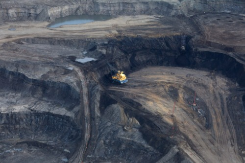 Chubb exits from covering tar sands projects