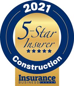 5-Star Awards 2021: Construction Insurance