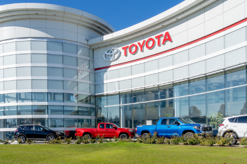 Toyota recalls 80,000 SUVs in Canada over side airbag malfunction