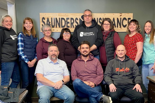 Close-knit like Taber corn: The secret to Saunders Insurance's 50+ year relationship with RSA Canada