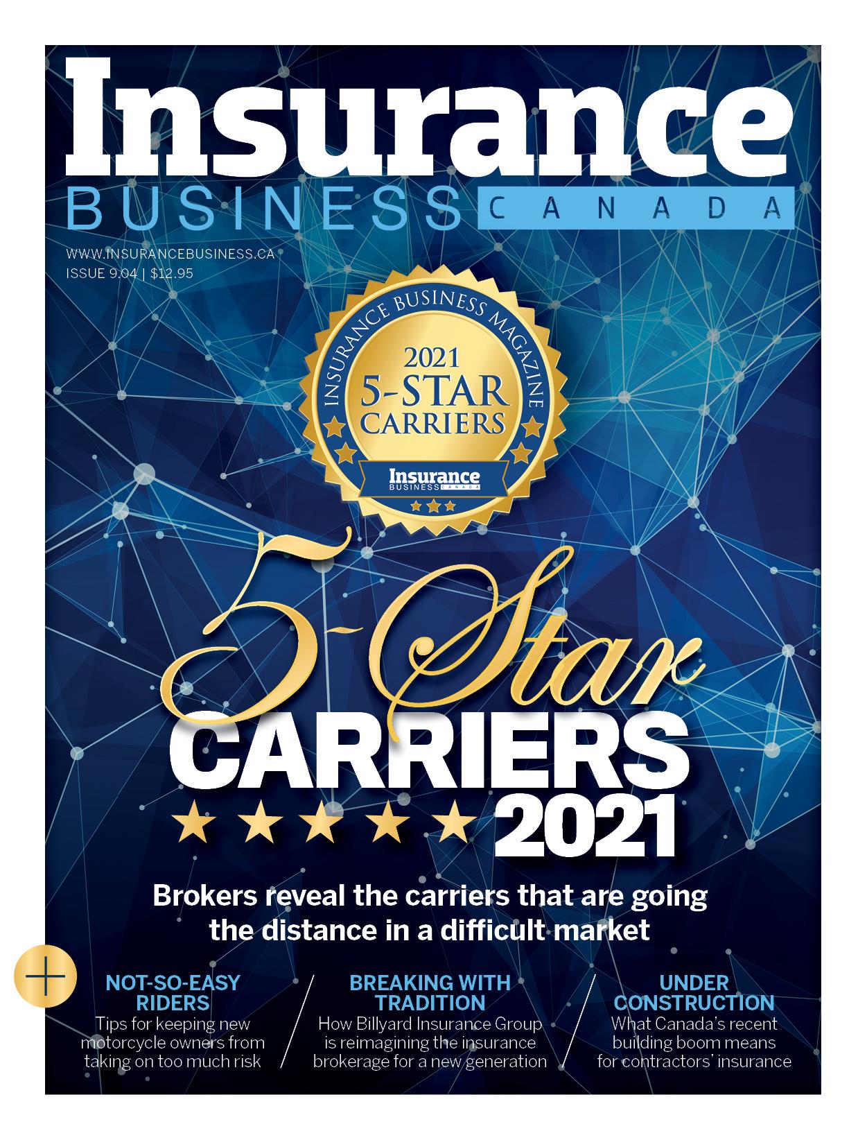 Insurance Business Magazine 9.04