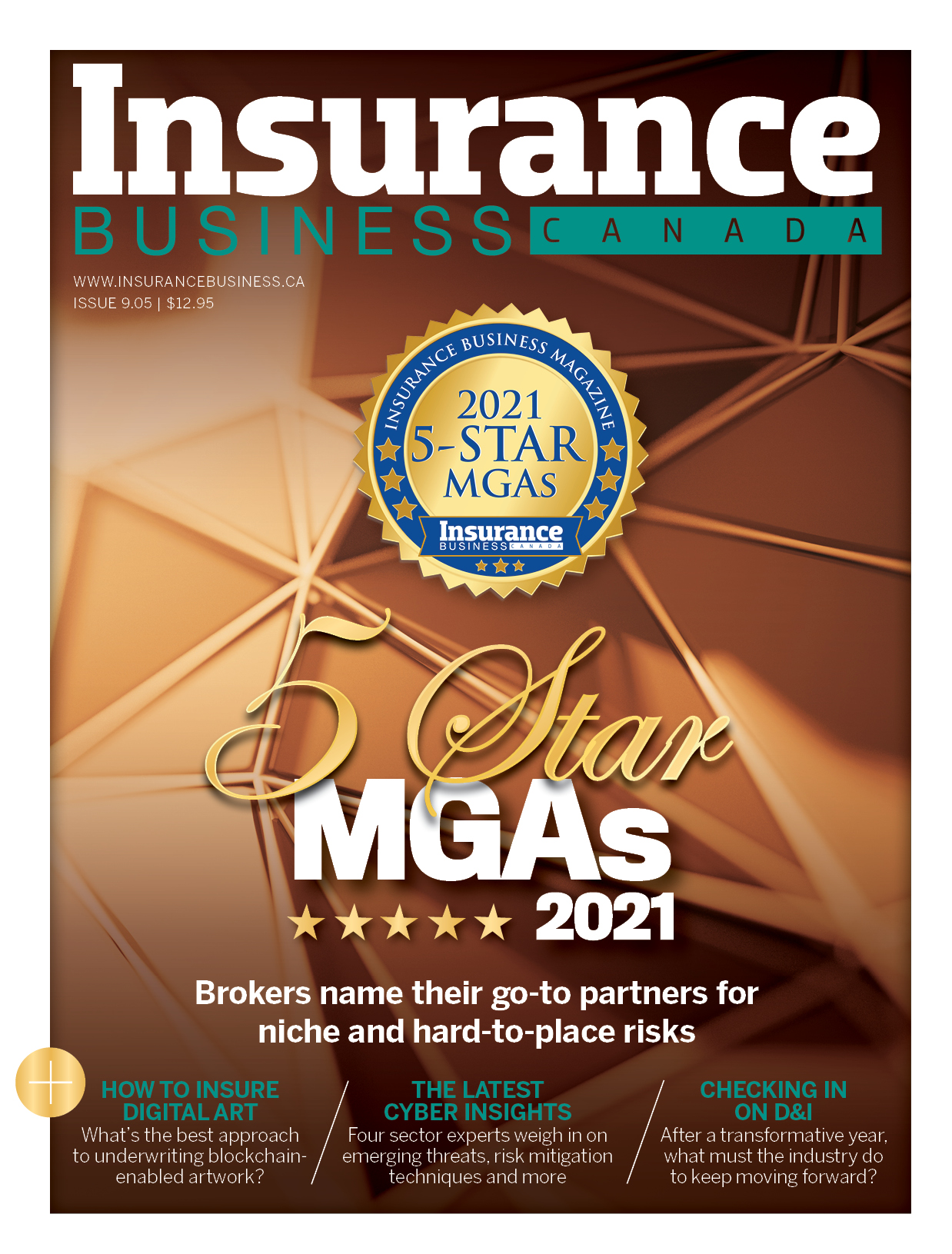 Insurance Business Magazine 9.05