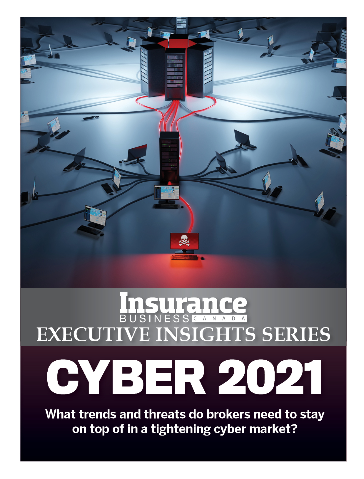 Executive Insights Series: Cyber 2021