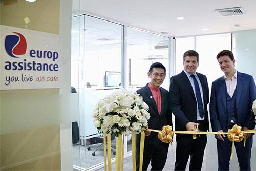 Europ Assistance opens Bangkok office