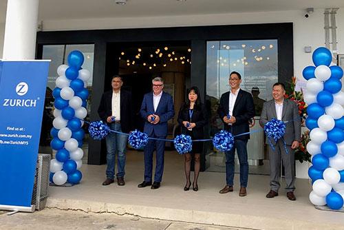 Zurich Malaysia opens flagship branch in Kuching