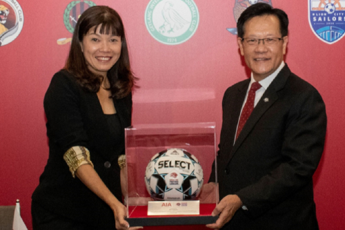 AIA extends title sponsorship of Singapore Premier League