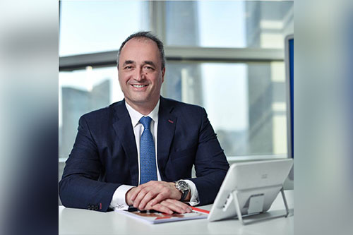AXA XL appoints new CEO Asia & Europe
