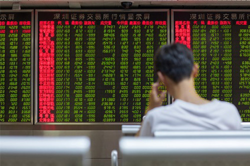 Insurers lead charge as Chinese stocks boom