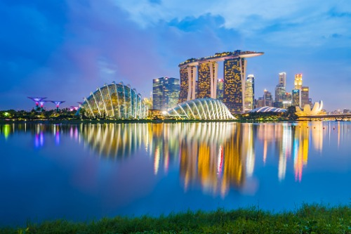 Singapore – leading the charge for insurance innovation in APAC