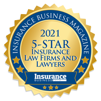5-Star Insurance Law Firms and Lawyers