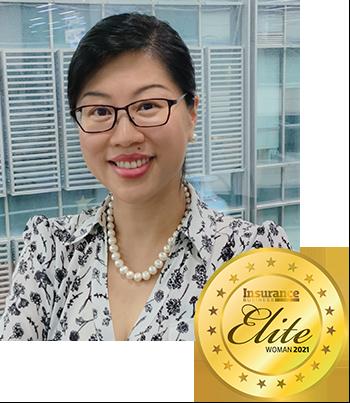 Lisa Sun, AIG China