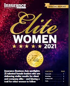 Insurance Business Asia Elite Women 2021