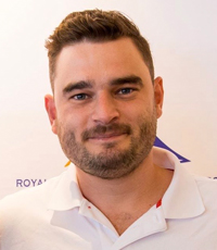 Nick Meister, Club Marine