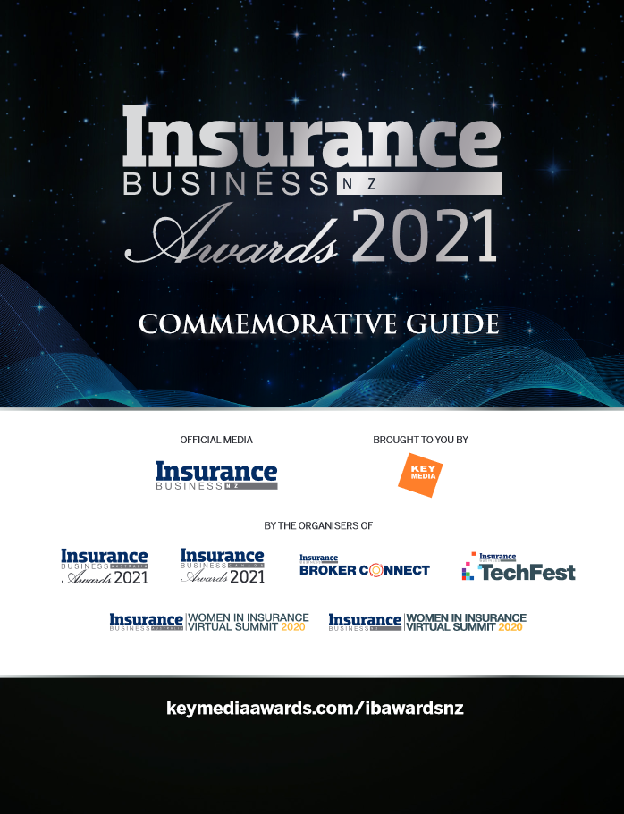 Access the Insurance Business Awards New Zealand 2021 Commemorative Guide