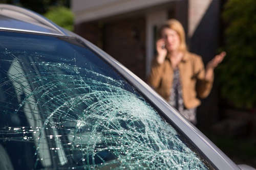 Industry mobilises to help Timaru vehicle owners impacted by hailstorm