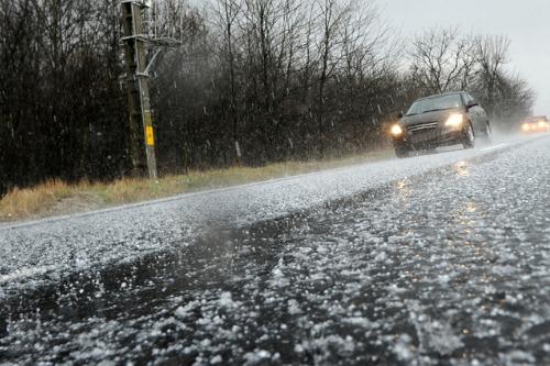 Timaru hailstorm now NZ's costliest weather event since 2000