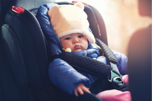 IAG calls attention to child car seats