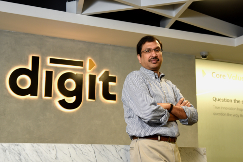 "Digit Insurance becomes India's first ""unicorn"" of 2021"