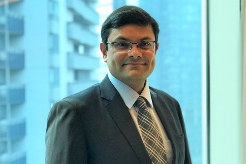 QBE Singapore CEO Ronak Shah looks back at challenging year