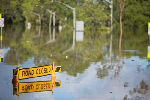 Who has been worst affected by the Canterbury floods?