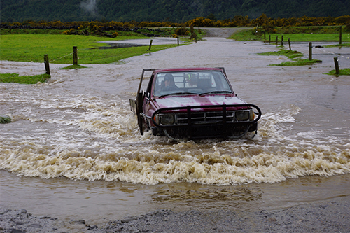 Farms affected by Southland flood not covered by insurance