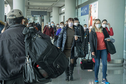 Coronavirus: Ombudsman advises travellers to contact airlines, insurers